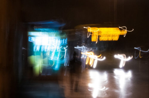 les noctoriaques, photo de Julien Robert effectué à Reims, pose longue