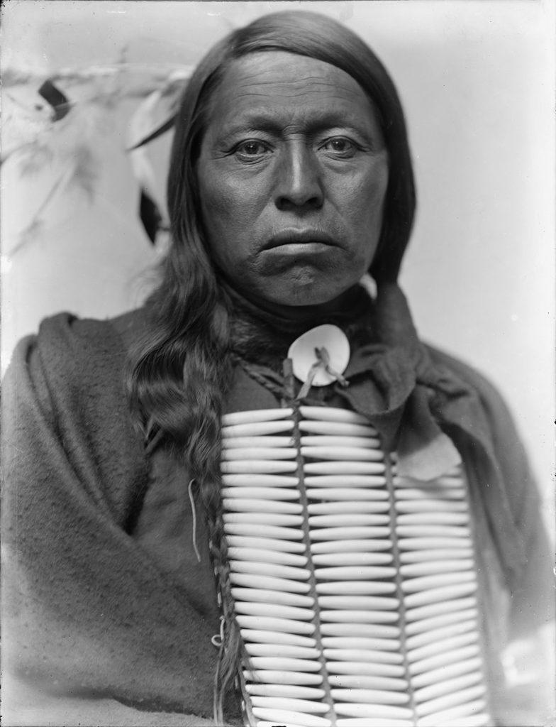 Chief Flying Hank, Gertrude Käsebier sur Julien et le champ des possibles, julien robert photographe