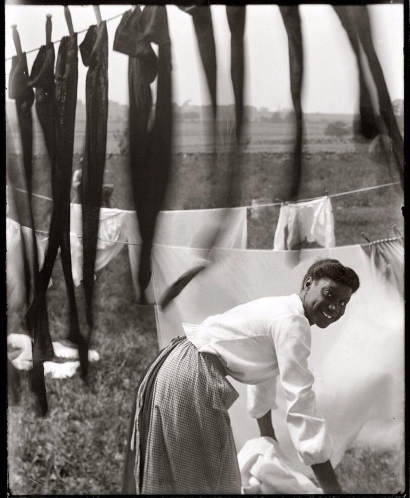 Black and White 1904 , Gertrude Käsebier sur Julien et le champ des possibles, julien robert photographe