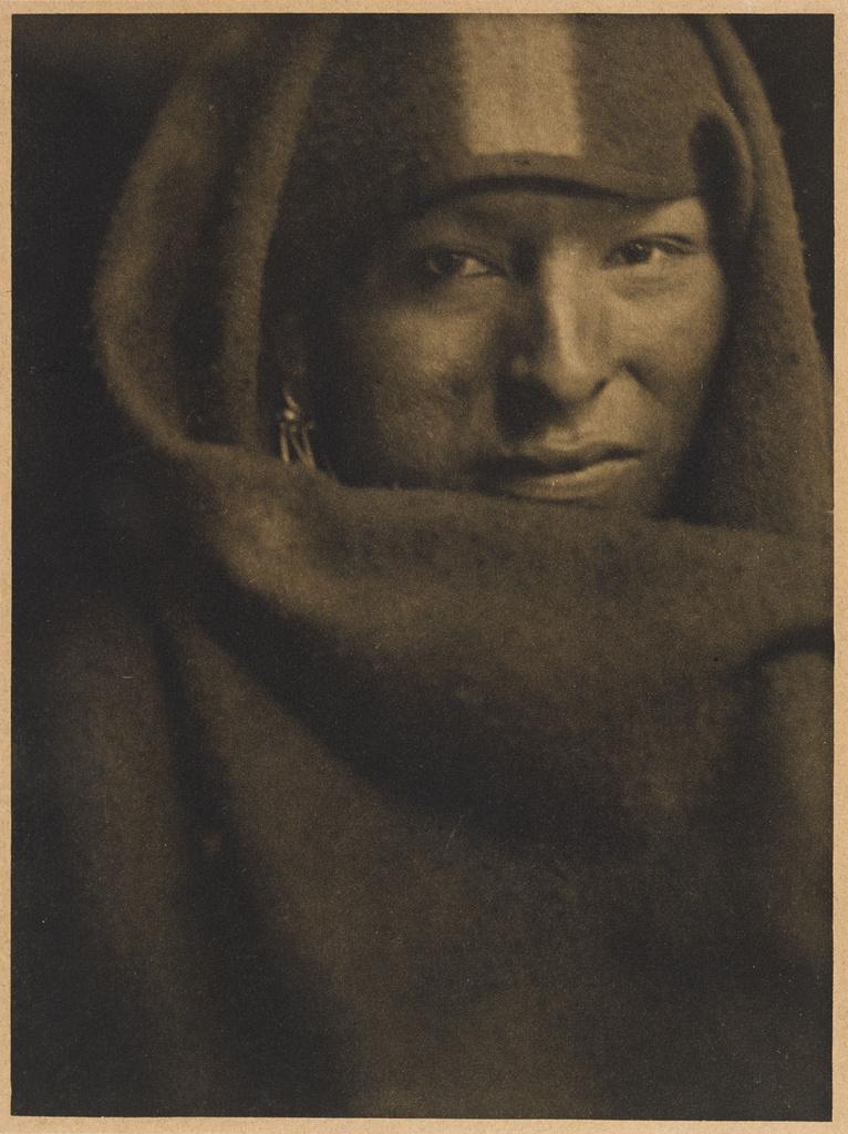 The red man 1902, Gertrude Käsebier sur Julien et le champ des possibles, julien robert photographe
