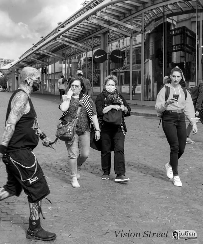 Vision Street par le photographe Julien Robert